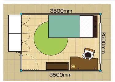 子供部屋6畳