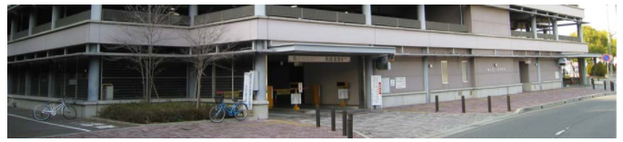 姫路市立水族館 手柄山駐車場