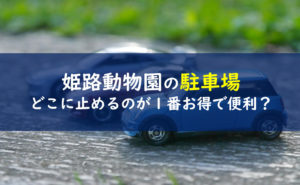 姫路市立動物園 駐車場