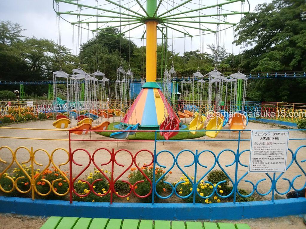 姫路動物園ミニ遊園地