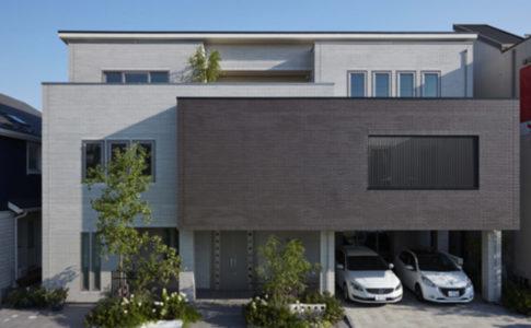一条工務店展示場モデルハウス