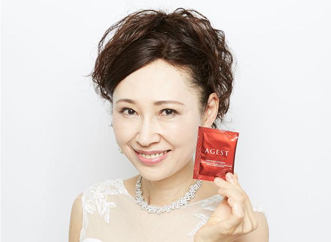 津村智子 AGESTサプリ