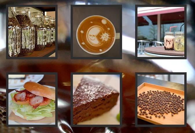 越前松島水族館ポッセコーヒー