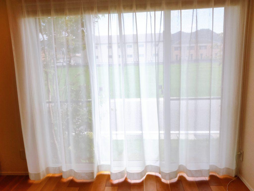 一条工務店 カーテン