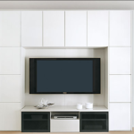 一条工務店【テレビボード】幅や収納サイズ、色の標準仕様は?