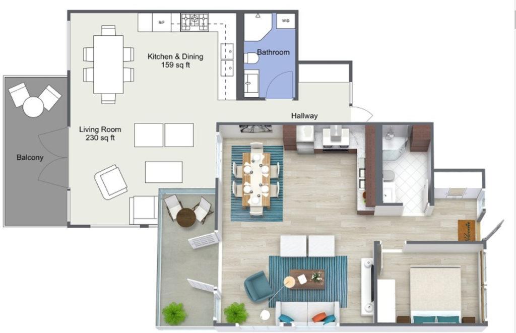 floor planner(フロアプラン)