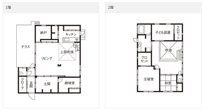 注文住宅2000万円間取り