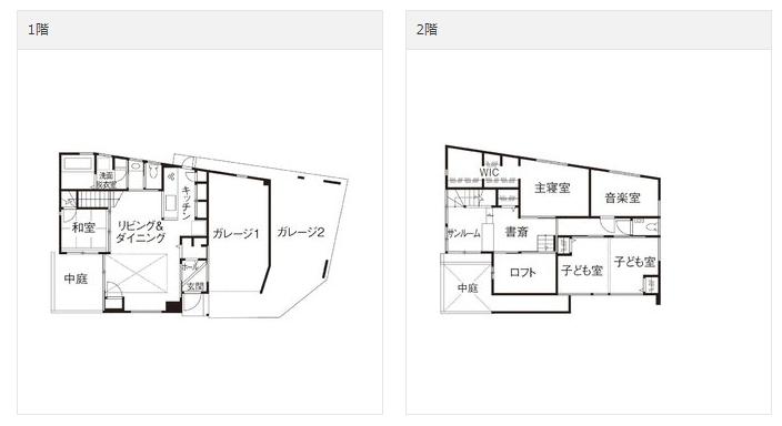 建坪(延べ床面積)40坪