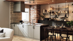 積水ハウスシャーウッド標準仕様キッチン