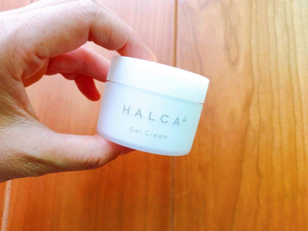 HALCA(ハルカ)ジェルクリーム