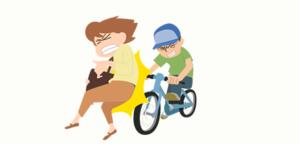 三井ダイレクト損保 自転車特約