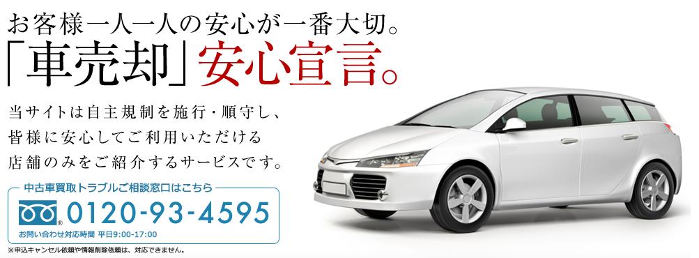 安心車.jp 評判