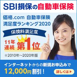 SBI損保 自動車保険