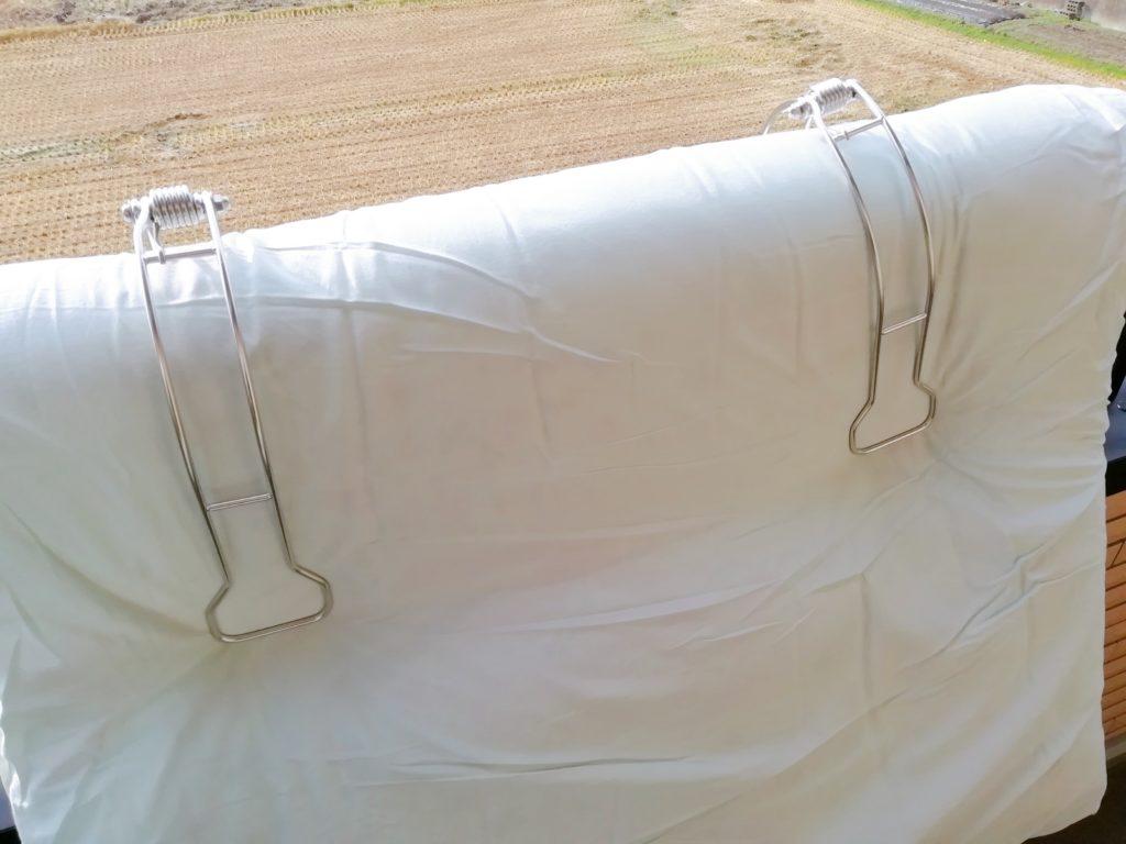 大木製作所 布団バサミ 2個