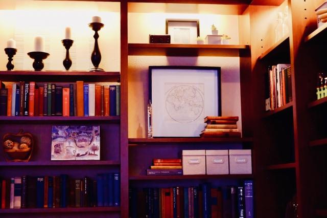 本棚 書斎