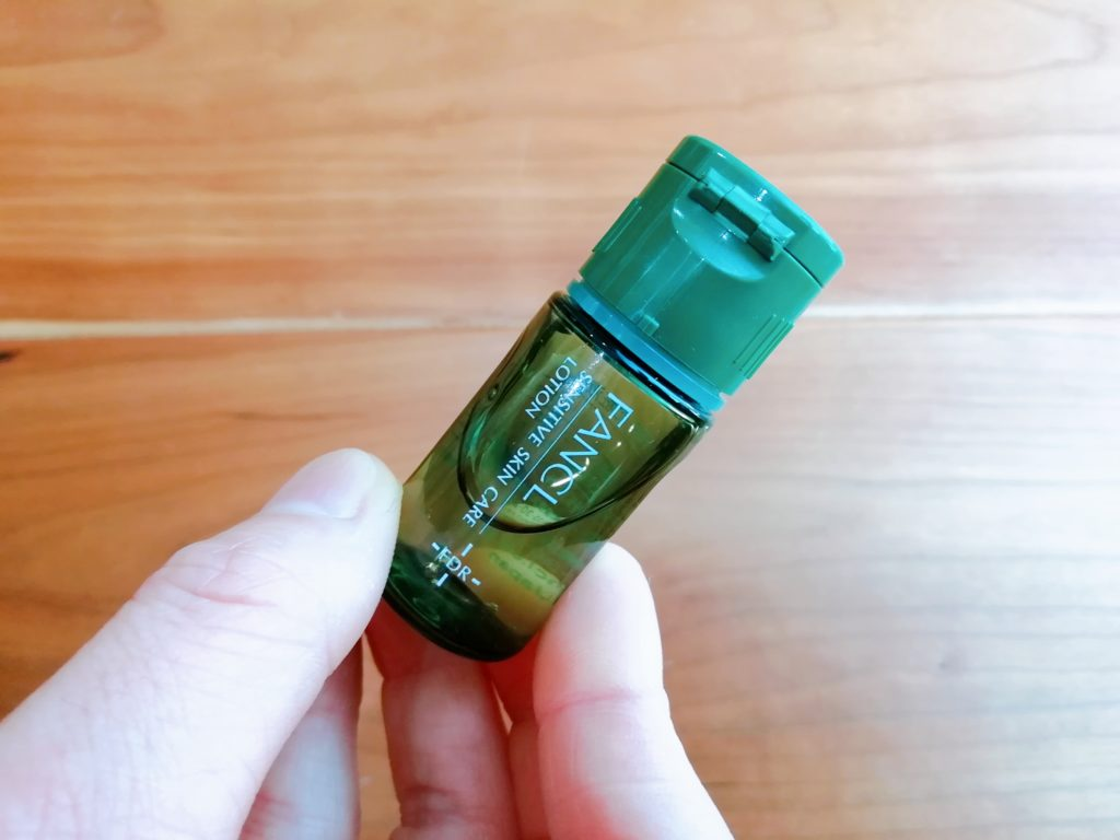 ファンケル乾燥敏感肌ケア化粧水