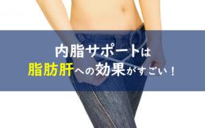 内脂サポート 脂肪肝